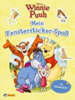 Disney Winnie Puuh: Mein Fenstersticker-Spa