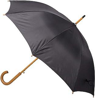 Mountain Warehouse Classic Umbrella - Plain – Extra Protection Patio Umbrella, Stylish Sun Umbrella, Lightweight, Curved W...
