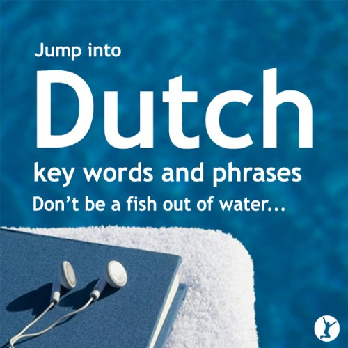 Jump into Dutch audiobook cover art