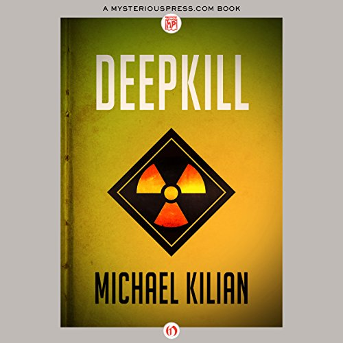Deepkill audiobook cover art