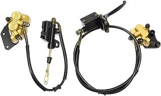 Stoneder Master pinza freno idraulico posteriore ASSY per cinese 50/cc 70/cc 90/cc 110/cc 125/cc 140/CC 150/cc 160/CC 180/CC 190/CC Pit Dirt Bikes
