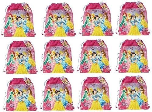 New Disney Princess Non Woven Sling Bag with Hangtag (5 Princess) x 12 by Disney