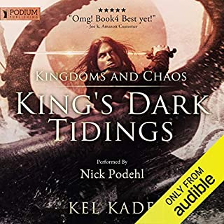 Page de couverture de Kingdoms and Chaos