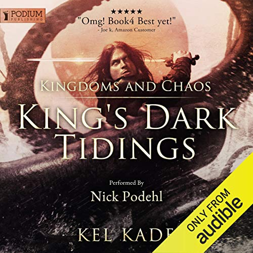 Kingdoms and Chaos audiobook cover art