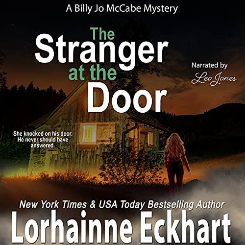 The Stranger at the Door Audiobook By Lorhainne Eckhart cover art