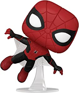 Funko Pop! Marvel: Spider-Man: No Way Home - Spider-Man in Upgraded Suit
