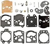 Matino Juego de juntas de diafragma asequible para McCulloch 335 435 440 Motosierra Carburador Kit de reparación de piezas y accesorios