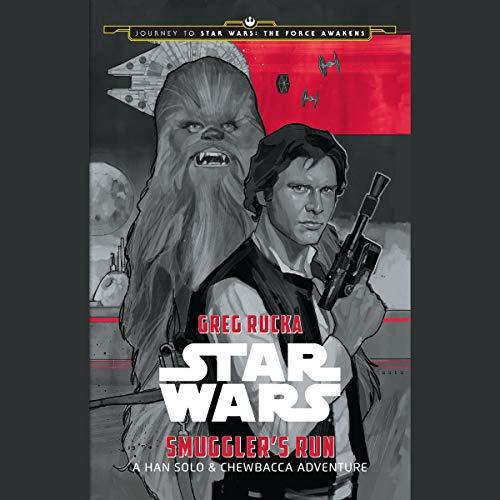 Star Wars: Smuggler's Run audiobook cover art