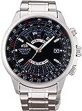 オリエント ORIENT 腕時計 自動巻き 海外モデル ブラック 日本製 SEU07005BX メンズ 逆輸入品