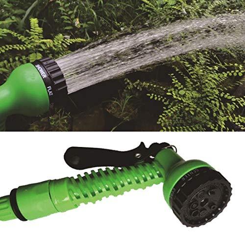 Outils de jardinage Arrosage de jardin 100FT 3 fois tuyau télescopique tuyau d'arrosage tuyau d'arrosage extensible avec tuyaux en plastique Tuyau télescopique avec pistolet, livraison de couleurs alé