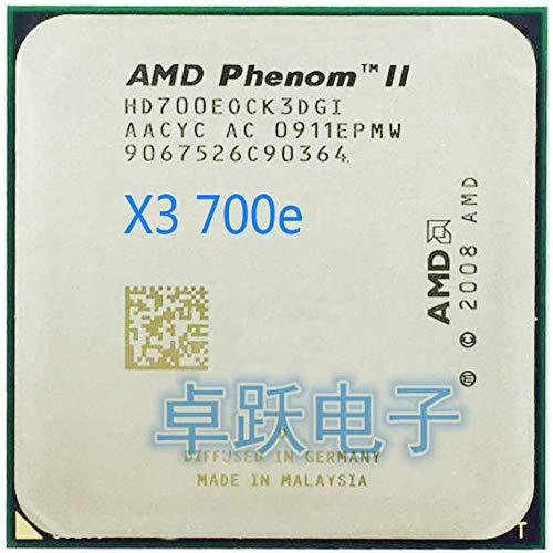 Phenom II X3 700e 2.4G 65W HD700EOCK3DGI Socket AM3