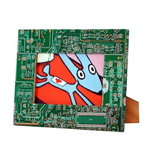 Freak Scene Bilderrahmen - Computer - Platinen Recycling