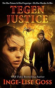 Tegen Justice (Tegens Book 2) by [Inge-Lise Goss]
