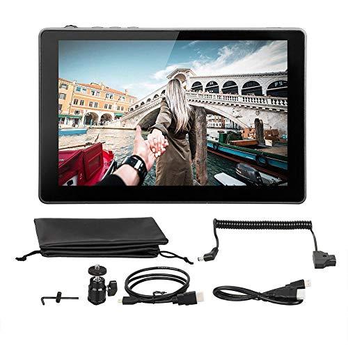 EBTOOLS Bestview R7 Professioneel draagbaar 7 inch LCD-touchscreen 4K 3D Lut HDMI-monitor