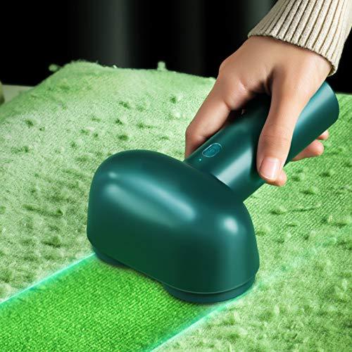 PPBB Dispositivo de Afeitado de Pelo, recortador de Bolas de Pelo, depilación y artefacto de eliminación de Bolas, máquina Recargable de Pilling, raspado, succión y Corte de Pelo para el hogar