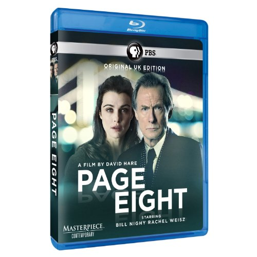 『Page Eight [Blu-ray]』のトップ画像