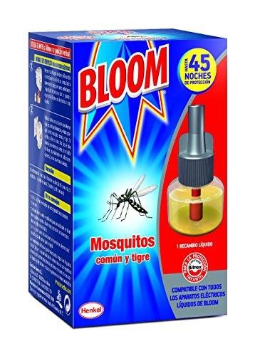 Bloom Recambio Repelente Eléctrico Líquido Contra