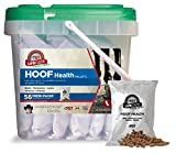 Formula 707 Hoof Health Equine Supplement, Daily Fresh Packs, 56 Day Supply - Biotin, Amino Acids, and Minerals to Improve and Support Healthy Horse Hooves