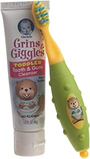 TODDLER TOOTH & GUM CLEANSER