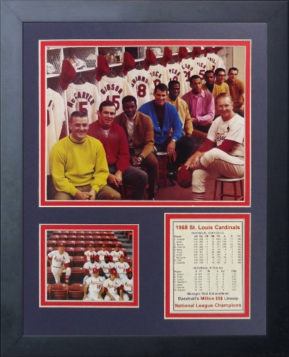 Chris Carpenter St Louis Cardinals MLB Framed Photograph 2011 World Series Game 7 Milestone Collage