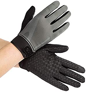 Sunscreen Riding Gloves All Finger Men And Women Thin Section Breathable Touch Screen Non-slip Mountaineering Fitness Moun...