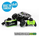 RC CHARGERS Vaughn Gittin Jr. Ford F-150 RTR RC Truck with Camera | 1:12 Scale, VR Headset, FPV, WiFi, 100...