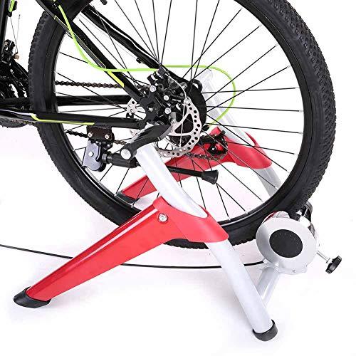 TANCEQI Entrenamiento Bicicleta Rodillo De Acero Premium para Ejercicios En Interiores Estacionaria...