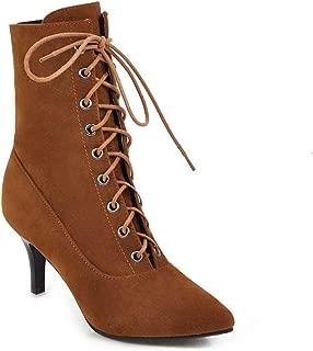 BalaMasa Womens ABS13928 Pu Boots