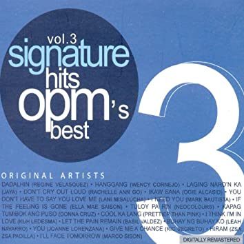 Signature hits: opm's best of