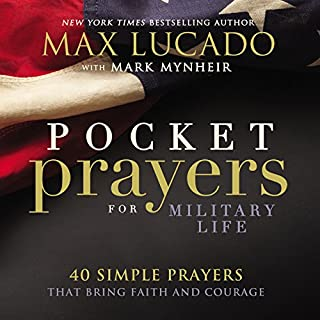 Pocket Prayers for Military Life: 40 Simple Prayers That Bring Faith and Courage