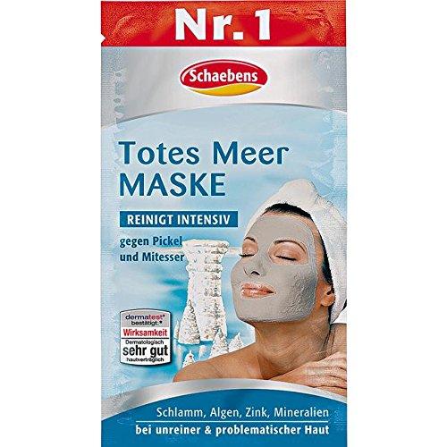 Schaebens Tote Meer Maske die Nummer 1 für Frauen