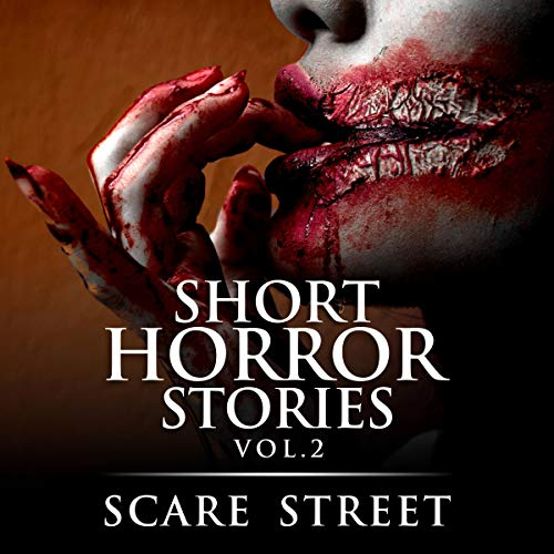 Short Horror Stories Vol. 2  By  cover art