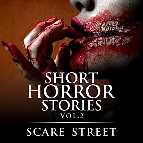 Short Horror Stories Vol. 2 audiobook cover art