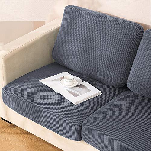 Sofa zitkussenhoezen tartan, bank kussenhoezen voor individuele kussens, onafhankelijke zitkussen hoezen stretch…
