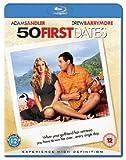 50 First Dates [Reino Unido] [Blu-ray]