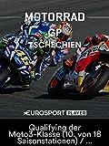 Motorrad: MotoGP - Großer Preis von Tschechien in Brünn - Qualifying der Moto3-Klasse