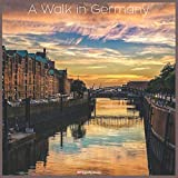 A Walk in Germany 2021 Wall Calendar: Official A Walk in Germany Calendar 2021, 18 Months