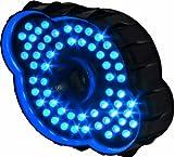 Söll 14731 Fontänenbeleuchtung 58 LEDs blau (12 V / 3 W) - Teich-Beleuchtung mit 58 LED-Lichtern für Springbrunnen, Wasserspiele und Fontänen in Pool, Gartenteich, Schwimmteich, Fischteich