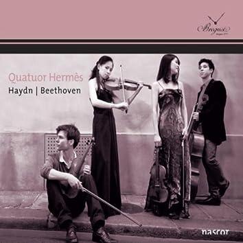 Quatuor Hermès: Haydn & Beethoven