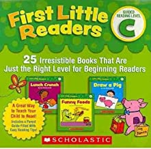 [(First Little Readers: Guided Reading, Level C: 25 Irresistible Books That Are Just the Right Level for Beginning Readers)] [Author: Liza Charlesworth] published on (October, 2010)