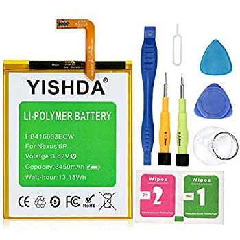 battery replacement nexus 6p