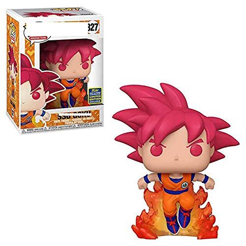 Figura de acción de Anime, Vinilo Pop. Animación de Figuras: Dragon Ball Z Super, Figura Coleccionable de Bobblehead