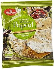 Haldirams Papad Punjabi Masala, 200 gm