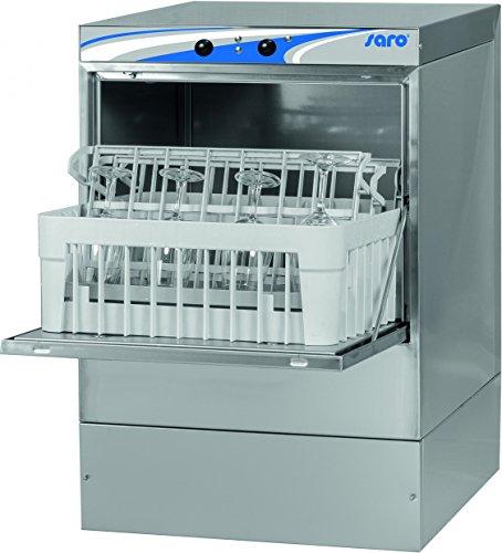 Saro 440-1005 FREIBURG Geschirrspülmaschine, Edelstahl