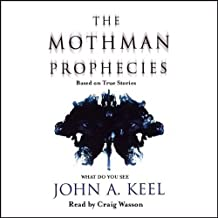 the mothman prophecies audiobook