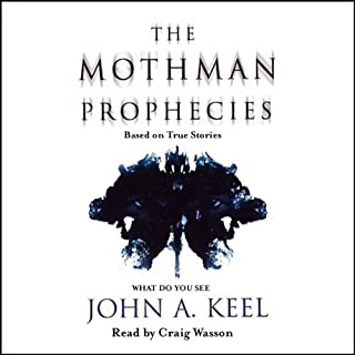 The Mothman Prophecies audiobook cover art