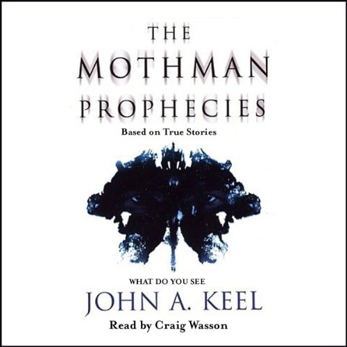 The Mothman Prophecies  By  cover art