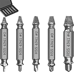 top rated One set for removing damaged screws and one set for removing removed screws. That stress-free bolt … 2021