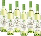 Landlust Chardonnay BIO und VEGAN QbA feinherb, 16122001, 6 x 0.75 L