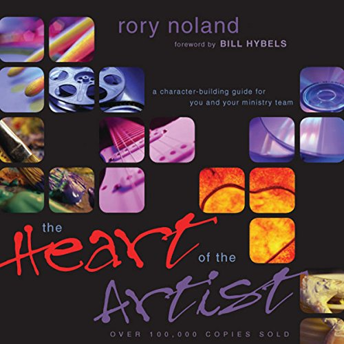 The Heart of the Artist audiobook cover art